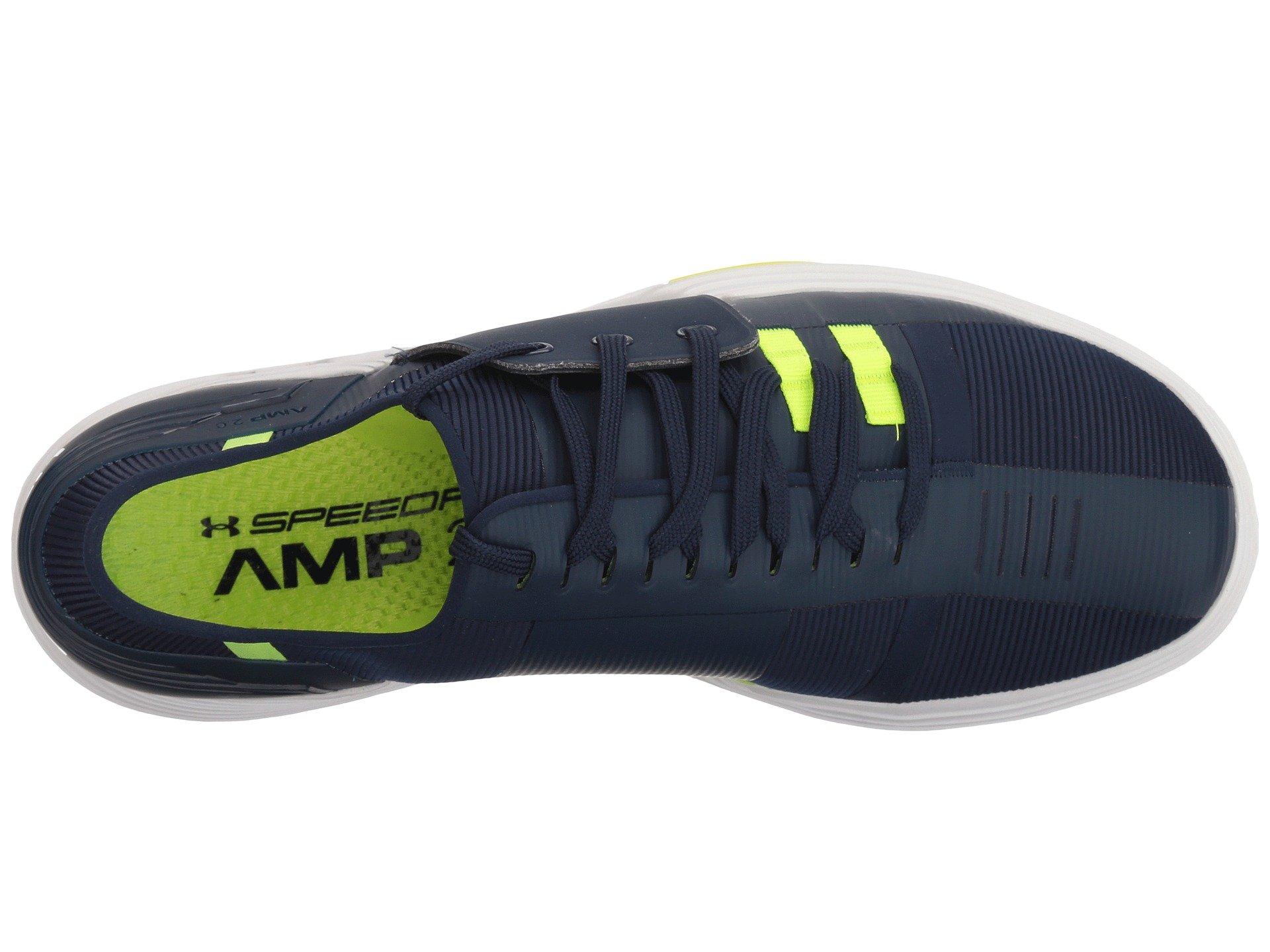 Amp Armour Yellow Ua Under academy Academy 2 0 Speedform vis high twpwZq