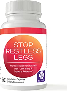 Save $$ MD.LIFE STOP RESTLESS LEGS