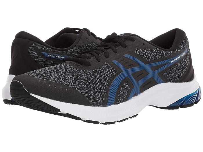 ASICS  GEL-Kumo Lyte (Black/Tuna Blue) Mens Running Shoes
