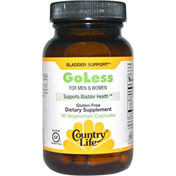 Country Life Go Less, 60-Count