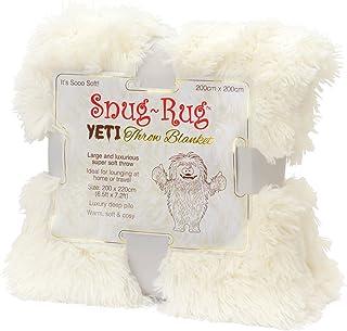 Snug-Rug YETI Throw Blanket (200 x 200cm)