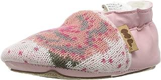 MUK LUKS Kids Baby Soft Shoes-Pink Mary Jane Flat