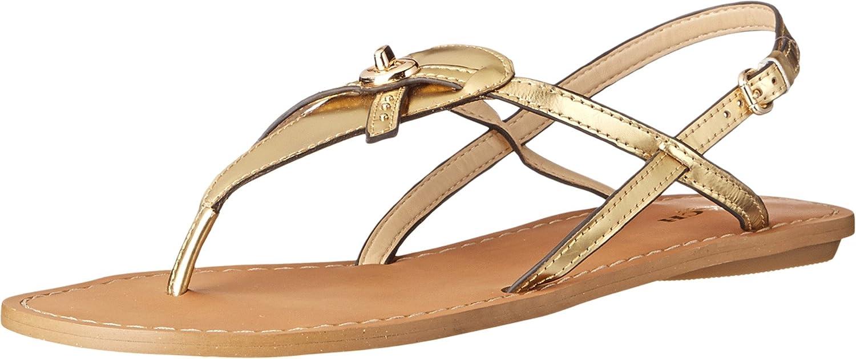 COACH Camara Sandal Gold
