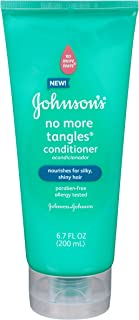 Johnson's No More Tangles Conditioner, 6.7 Ounce