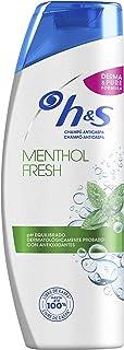 H&S Menthol Fresh Anticaspa Champú 360ml