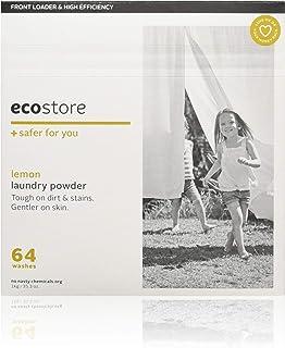 ecostore エコストア ランドリーパウダー  【レモン】[ドラム式・HE洗濯機用] 1kg 洗濯用 粉末 洗剤