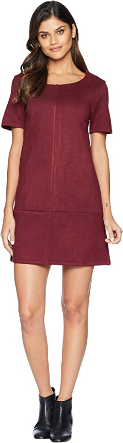 Super Suede Shift Dress