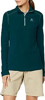 Odlo Damer mellanlager 1/2 blixtlås Le Tour pullover