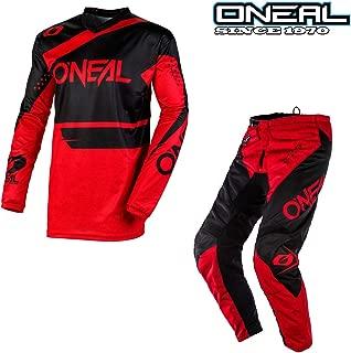 off Road 2 Pezzi Quad ATV Kart Dirt Bike Racing Suit Nuovi Tuta Motocross Oneal Matrix 2019 Adulti Tuta Moto Sport MX Jersey e Pantaloni Combinazione