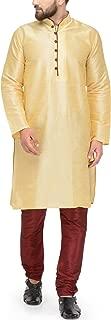 Ben Martin Men's Dupion Silk Blend Kurta Pyjama