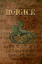 Magick : Blank Lined Journal as Book of Shadows or Grimoire: Perfect for Solitary Witch, Pagans, Esotericism, Mysticism, G...