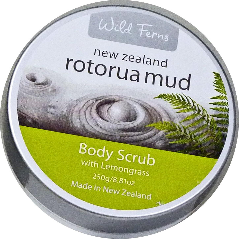 鳩指ステープルWild Ferns Rotorua Mud Body Scrub 250g x 1 [Misc.] / ?????????????????250????1 [ Misc. ]