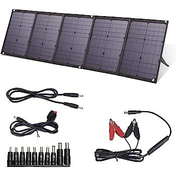 Amazon Com Bigblue 3 Usb Ports 28w Solar Charger And Bigblue 10000mah Battery Charger