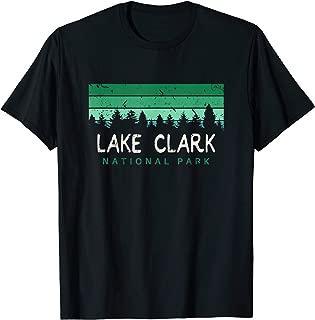 Lake Clark National Park T Shirt Vintage Souvenirs Alaska