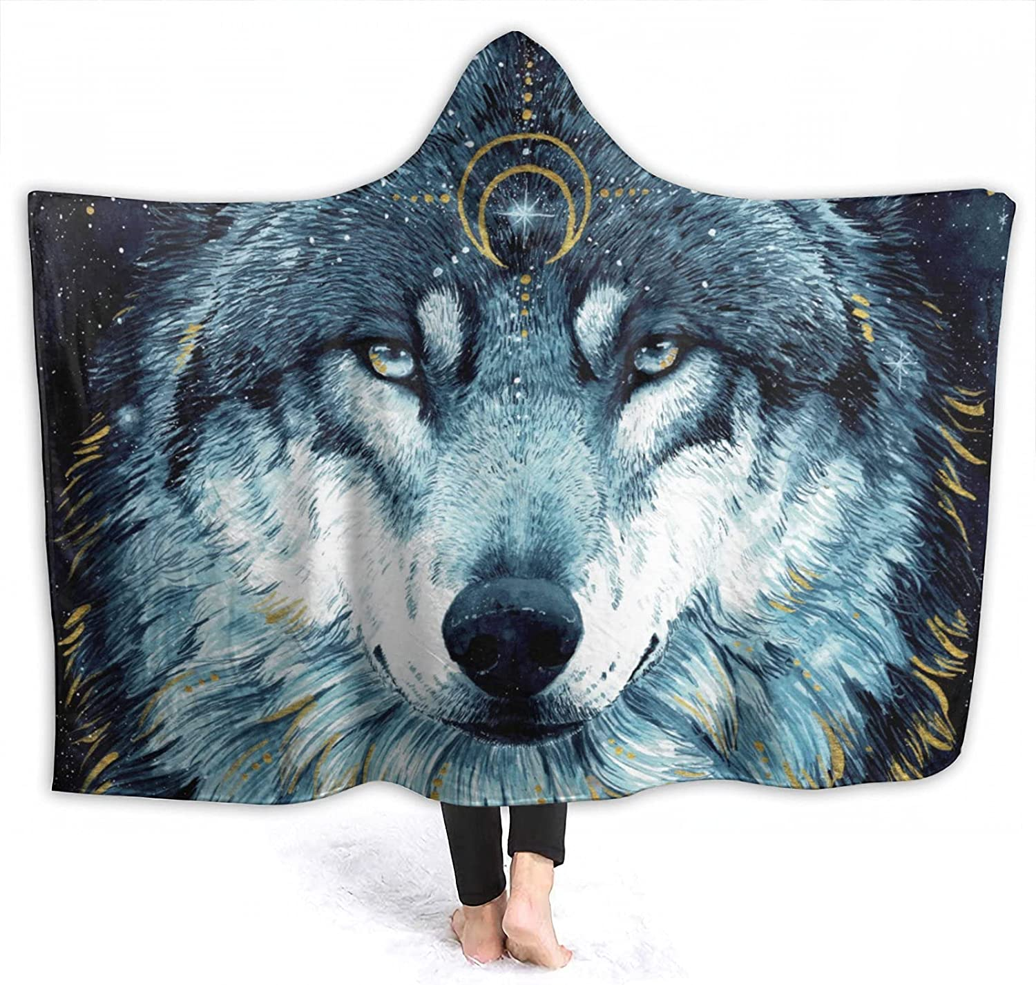 Prabhutaratna Star Wolf Flannel and Light Free Ranking TOP10 shipping anywhere in the nation Blankets Comfortable