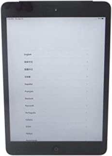 Apple iPad Mini 2 with Retina Display - ME277LL/A - (32GB, WiFi, Space Gray) (Renewed)