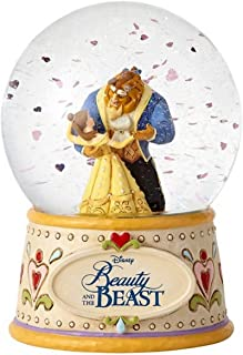 Department56 Enesco Disney Traditions Beauty & The Beast Water Globe