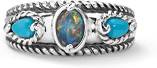 turquoise colored fashion jewelry