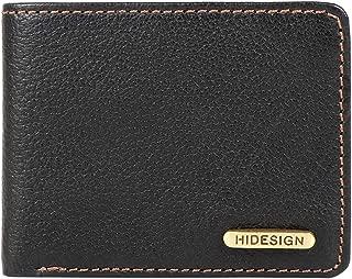 Hidesign Black Men's Wallet (EE 359-039(RF))