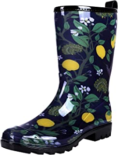 Best blue rain boots for women Reviews