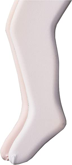 Microfiber Tights 2-Pack (Infant/Toddler/Little Kid/Big Kid)