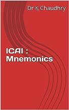 ICAI : Mnemonics