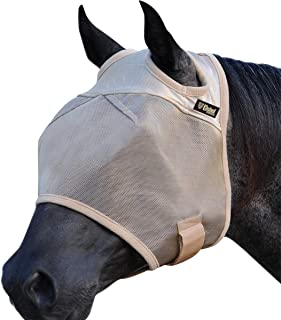 Cashel Econo Standard Fly Mask No Ears or Nose - Size: Yearl