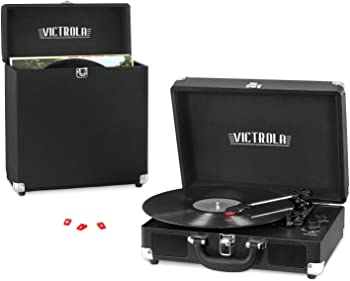 Victrola 3-Speed Record Player Bund