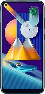 Samsung Galaxy M11 Dual SIM - 32GB, 3GB RAM, 4G LTE - Metallic Blue