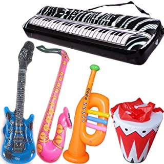 Lego City ASSORTED MUSICAL INSTRUMENTS Guitar Saxophone Sax Microphone Notes