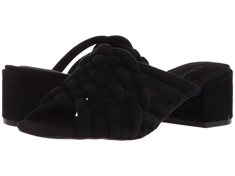 Kelsi Dagger Brooklyn Sky (Black Suede) Women