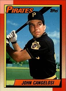 john cangelosi baseball card