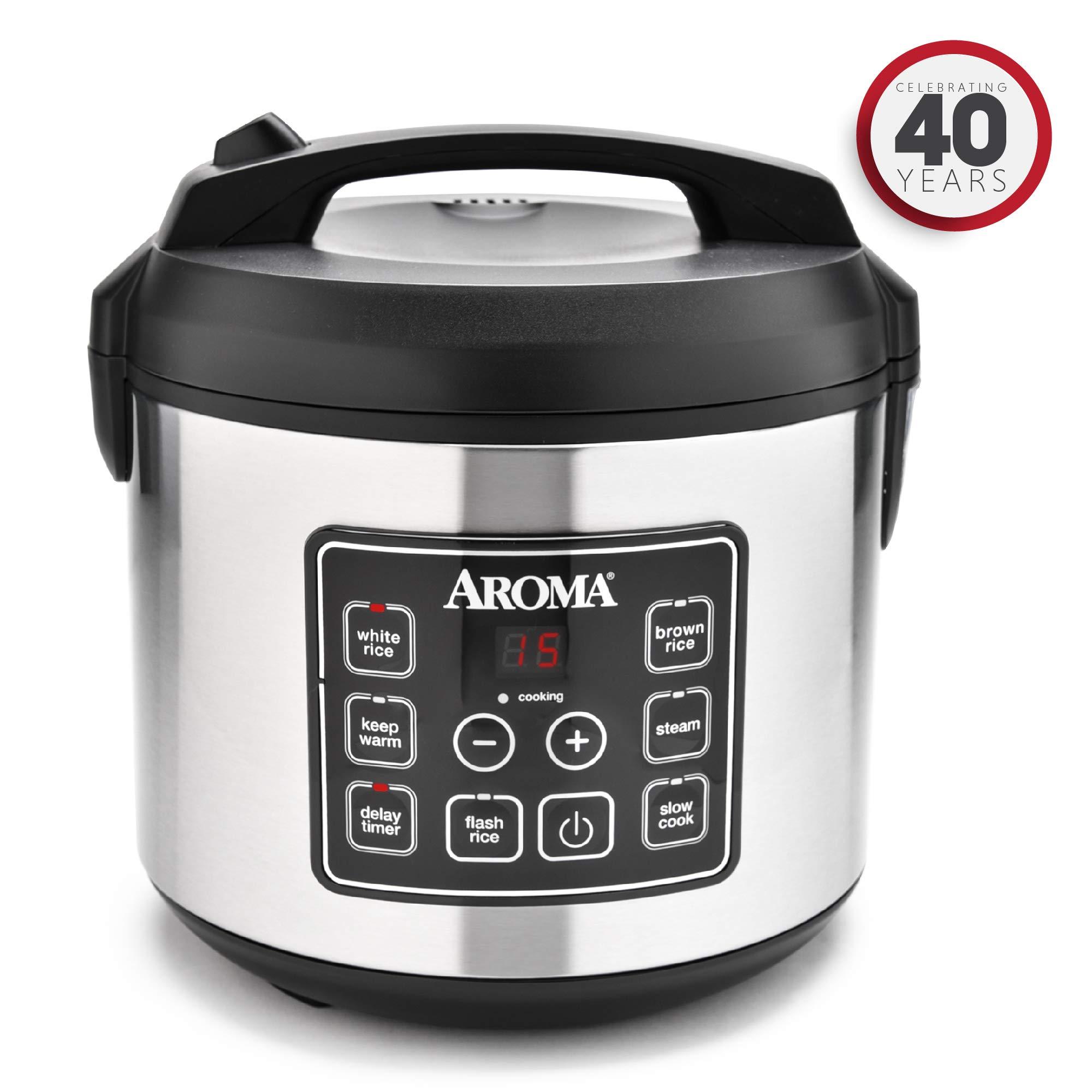 Aroma Housewares uncooked Exterior ARC 150SB
