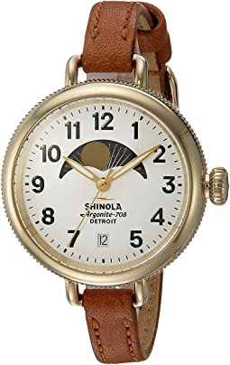Shinola Detroit The Birdy 34mm - 20008179