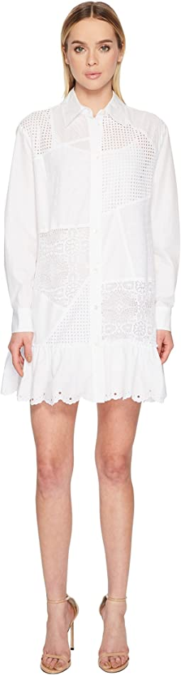 McQ - Cut Up Brod Tunic