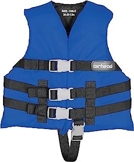 Airhead Children's General Purpose Life Vest, Blue