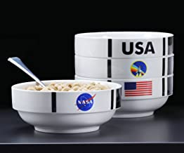 The Coop Nasa Shuttle Stackable Bowls