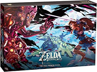 Legend of Zelda: Breath of The Wild The Scourge of Divine Beast Vah Medoh 750-Piece Premium Puzzle