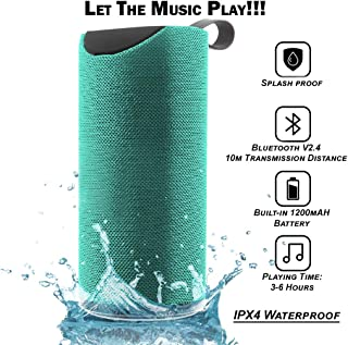 INNO MAX Waterproof Portable Bluetooth Speakers Model No: TG-113