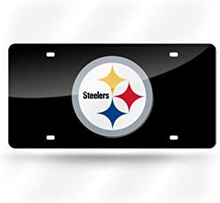 steelers front license plate