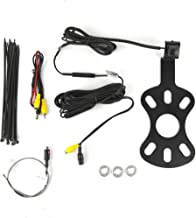 Brandmotion 9002-8818 Rear Vision Camera and Fixed Bracket for 2007-2018 Jeep Wrangler JK