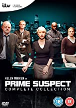Prime Suspect - Complete Collection Prime Suspect / Prime Suspect 2 / Prime Suspect 3 / Prime Suspect: The Lost Child / Prime NON-USA FORMAT, PAL, Reg.2 United Kingdom