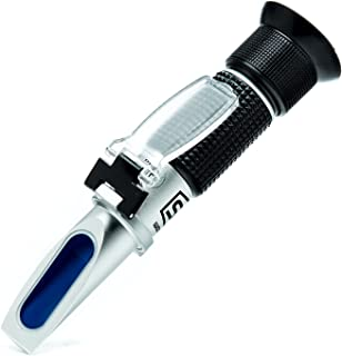 EVANS Analog Refractometer E2196 Designed to Accurately Test for Residual Water Content