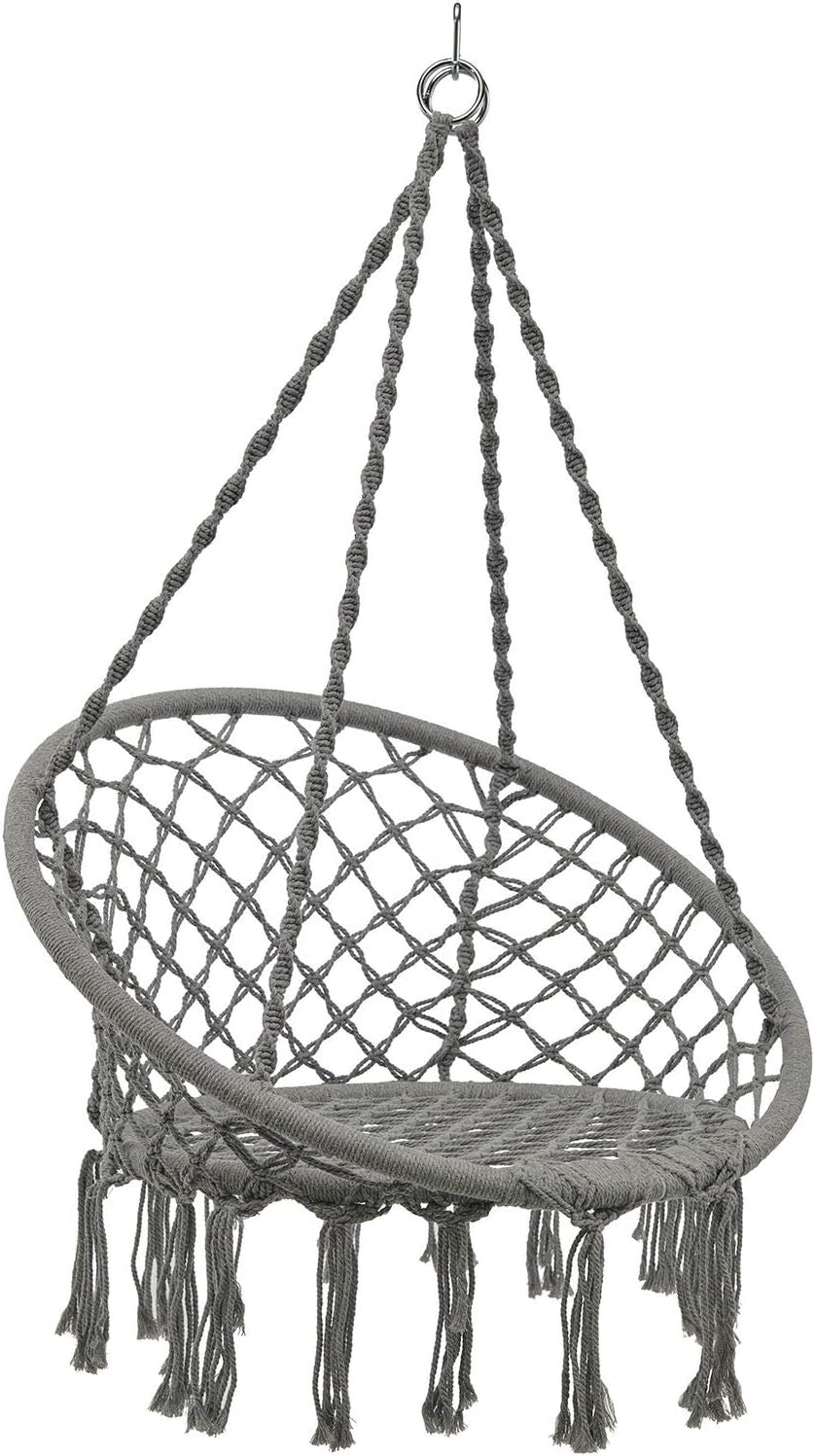 GG Hammock Chair Max 83% OFF Swing Hanging Tree Outdoo Max 83% OFF Seat Net Rope