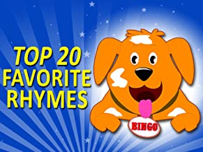 Top 20 Favorite Rhymes
