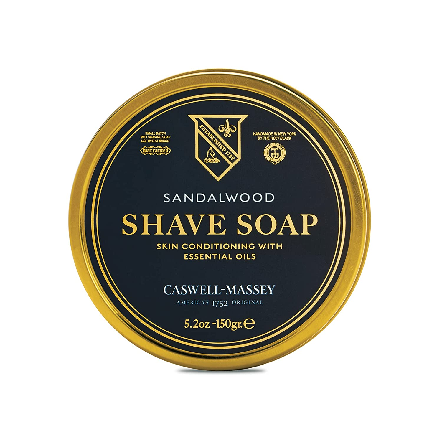 Caswell-Massey Excellent Shave Soap – All Soothing So Shaving free shipping Natural