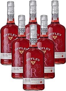 Portwein Offley Rosé - Dessertwein - 6 Flaschen