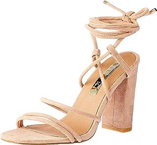 BILLINI Women's Orelia Strappy Block Heel