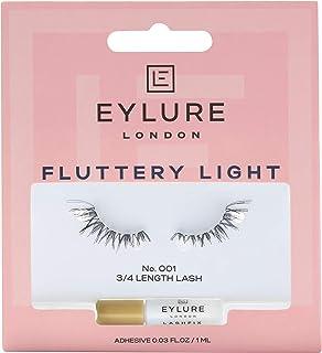 Eylure Fluttery Light 001 False Lashes
