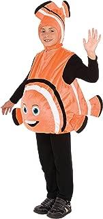 Forum Orange Fish Child Costume